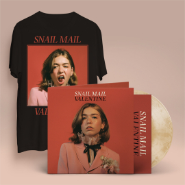 Valentine Album/Shirt Bundle